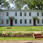 Smithville Historic Park  Restoration of Houses 6 & 7