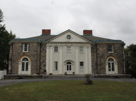 The Woodlands Cryptoporticus and Hamilton Mansion Rehabilitation