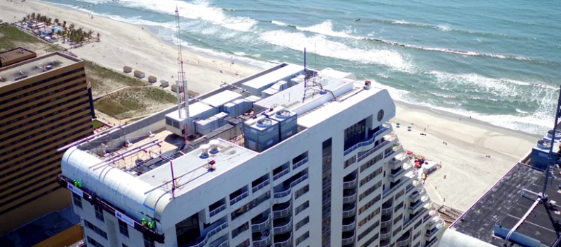 Ocean Club Condominium Tower One and Two Restoration
