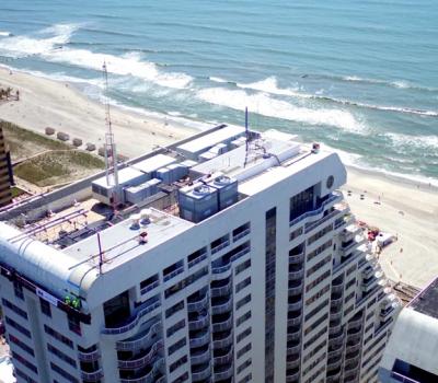 Ocean Club Condominium Tower One and Two Restoration