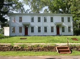 Smithville Historic Park – Restoration of Houses 6 & 7