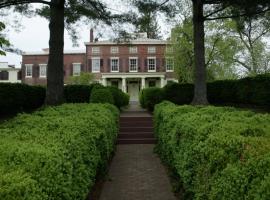 Smithville Mansion Restoration – Historic Smithville Park, Eastampton, NJ.