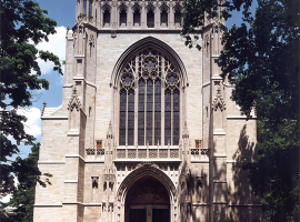 Princeton University Chapel Restoration